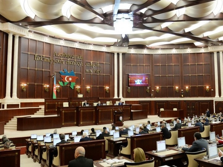 2020-ci ilin dövlət büdcəsi birinci oxunuşda qəbul edildi– YENİLƏNİB