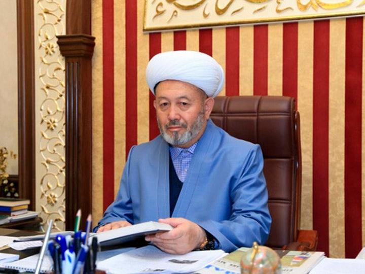 Муфтий Узбекистана: «Мы надеемся на продолжение отношений дружбы между нашими народами»