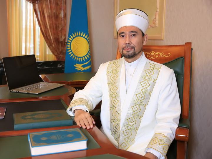 Верховный муфтий Казахстана: «В братском Азербайджане стало доброй традицией проведение мероприятий самого высокого уровня»
