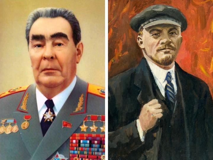 Бакинские истории: Как Ленина «наградили» орденами Брежнева - ФОТО
