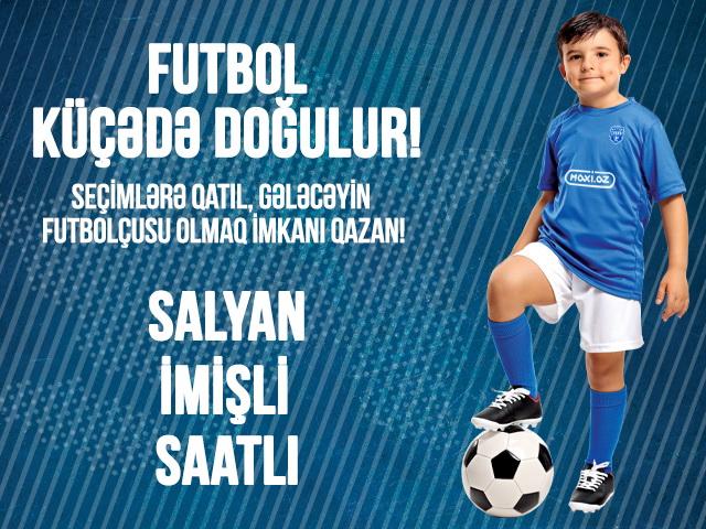 Академия ФК «Сабах» начинает отбор детей в регионах страны