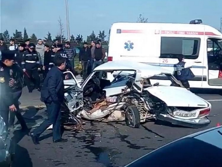 Страшное ДТП на аэропортовской трассе: есть погибшие и пострадавшие- ВИДЕО