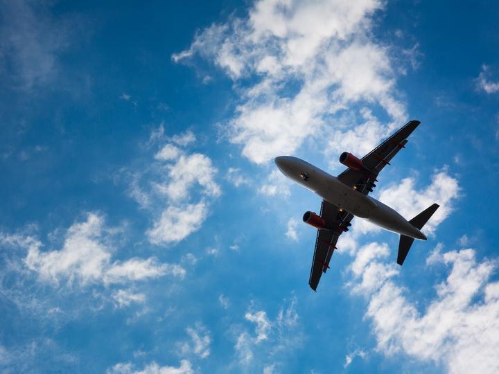 Два самолета столкнулись в аэропорту США