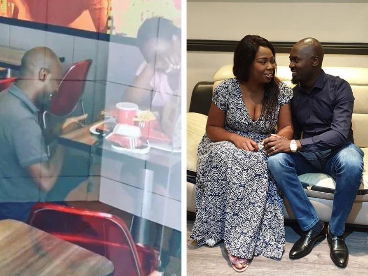 В ЮАР высмеяли парня, сделавшего предложение в KFC. Мировые бренды решили поддержать пару – ФОТО – ВИДЕО