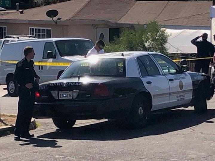 В Сан-Диего пять человек, включая трех детей, погибли при стрельбе