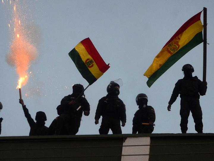 Не менее 23 человек погибли в ходе протестов в Боливии
