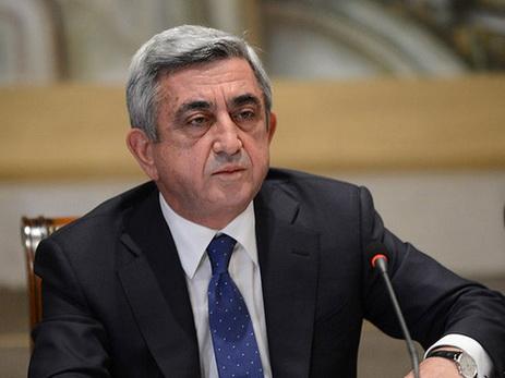 Сержа Саргсяна вызовут в комиссию по расследованию апрельских боев