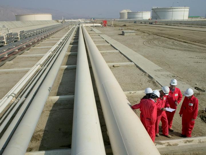 В Анкаре анонсировали дату завершения строительства TANAP