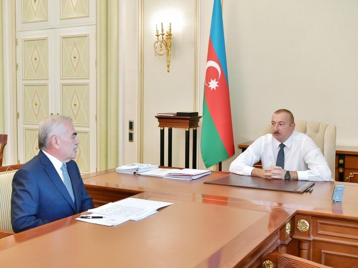 Президент Азербайджана: Нахчыван живет, крепнет и продолжает большой путь развития, несмотря на блокаду
