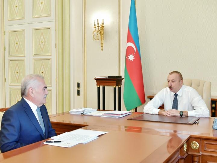 Президент Азербайджана: В последующие годы должны быть осуществлены работы по увеличению местных доходов в Нахчыване