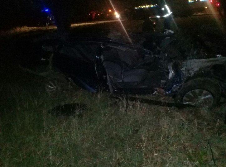 В Губе перевернулся автомобиль, погиб ребенок