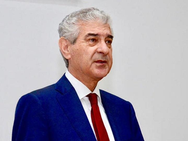 Əli Əhmədov: Prezident və hökumət tərəfindən insanların rifahının yaxşılaşdırılması istiqamətində addımlar atılacaq