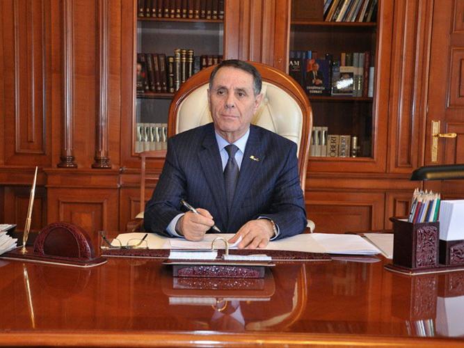 Новруз Мамедов назначен на новую должность