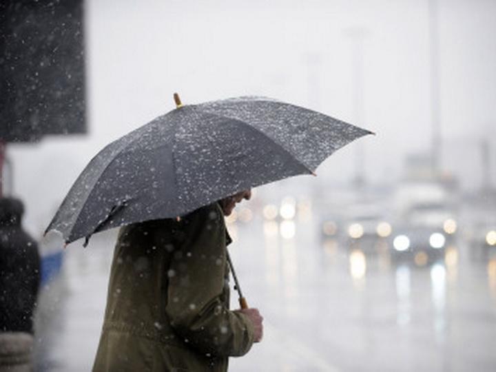 С завтрашнего дня в Азербайджане ожидается нестабильная погода, дождь, снег