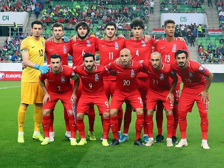 Азербайджан завершил отбор на Евро-2020 поражением в Словакии - ОБНОВЛЕНО