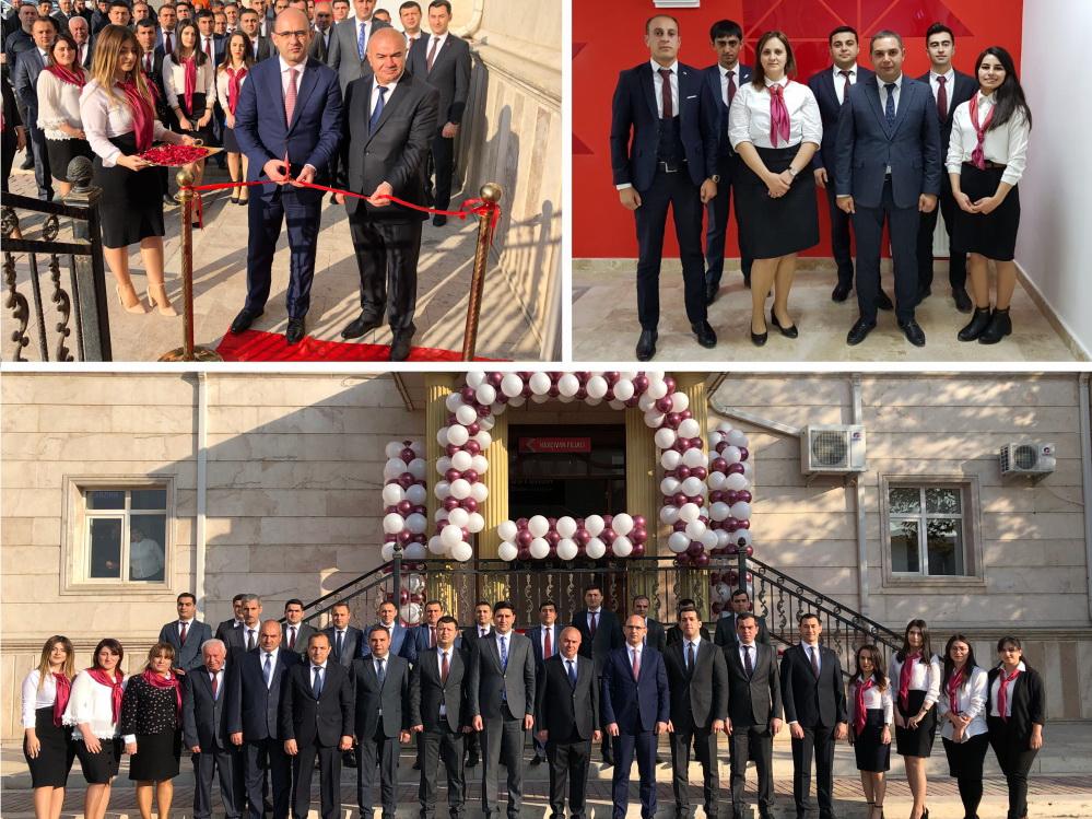 Kapital Bank продолжает обновлять филиалы в Нахчыване