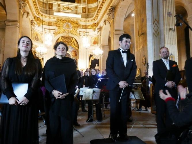 Парижская публика стоя аплодировала азербайджанскому дирижеру Эйюбу Кулиеву – ФОТО