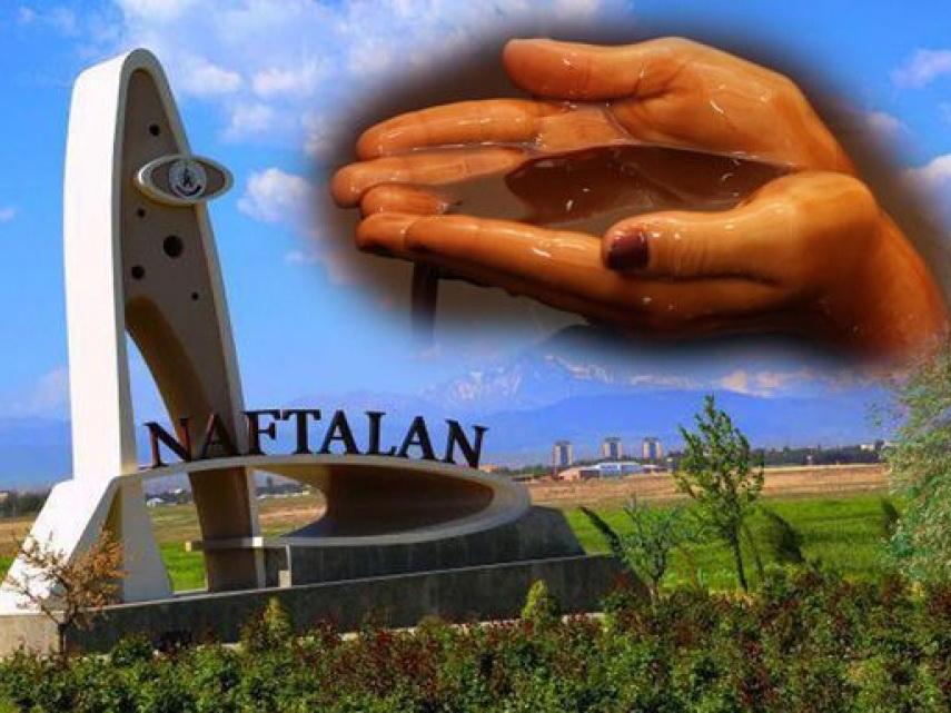 Нафталан лидирует для оздоровительного отдыха в СНГ осенью