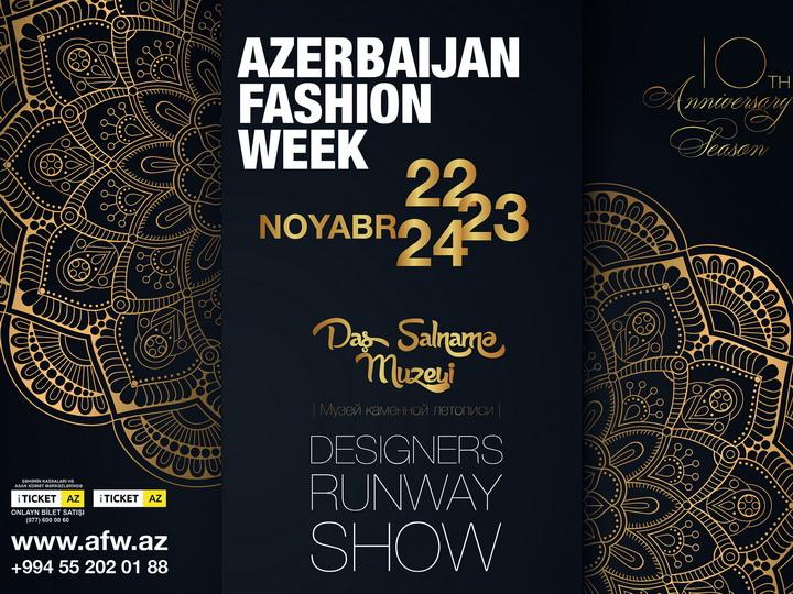 В Баку пройдет 10-й, юбилейный сезон Azerbaijan Fashion Week – ФОТО – ВИДЕО