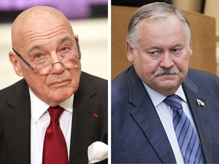 Познер и Затулин «нашли решение» карабахского конфликта в эфире «Первого канала»