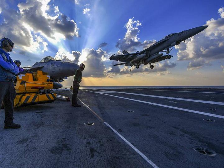 Два пилота ВВС США погибли при инциденте на авиабазе в Оклахоме