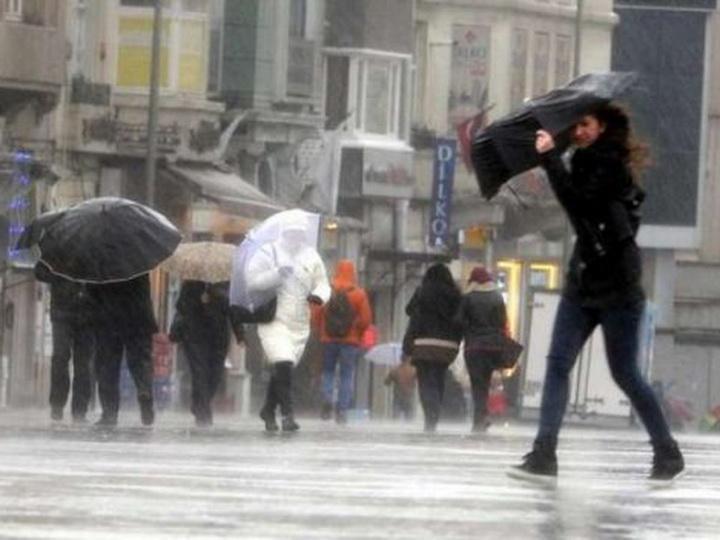 Завтра в Баку ветрено и дождливо