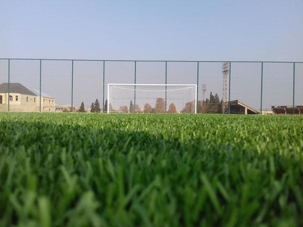 АФФА завершила строительство футбольного поля в Гяндже – ФОТО