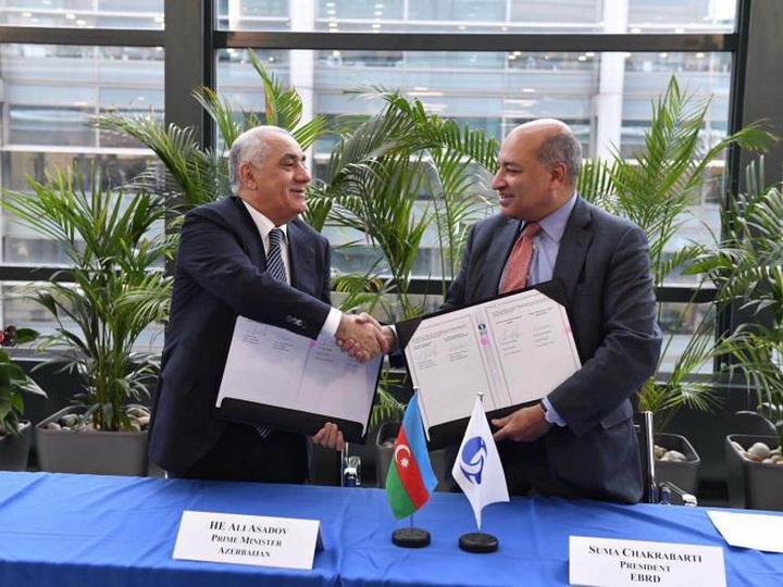 Азербайджан присоединился к числу стран-доноров ЕБРР