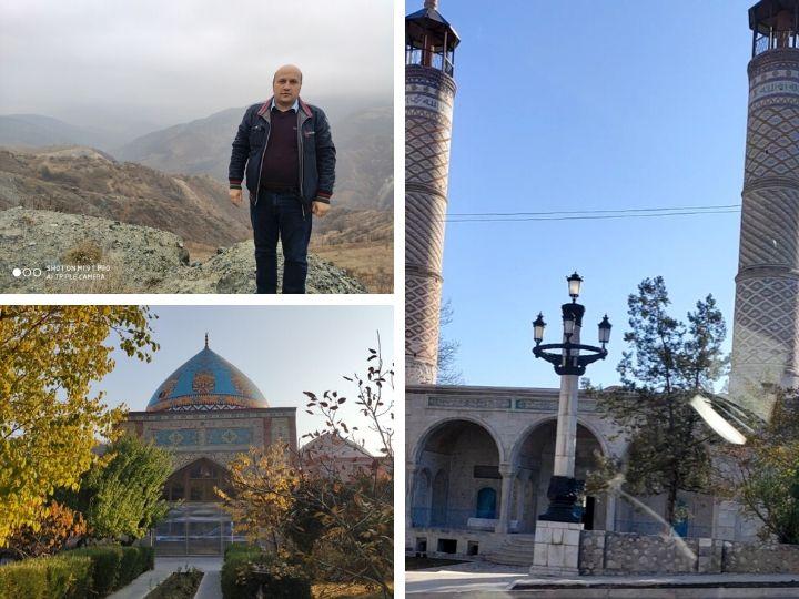 Азербайджанские журналисты, в том числе корреспондент 1news.az, посетили Нагорный Карабах – ФОТО