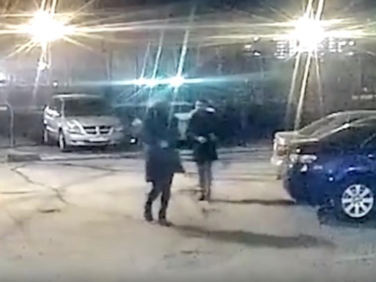В России арестован азербайджанец, с ножом напавший на бывшую жену, чтобы отнять у нее ребенка - ВИДЕО