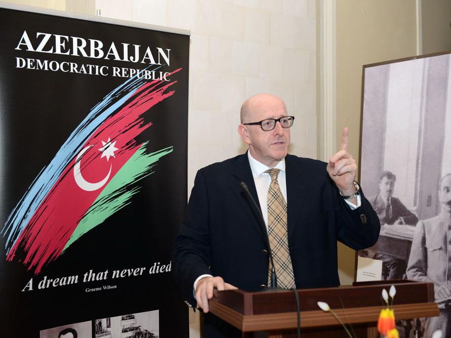 Архив МИД Великобритании: «Политика и криминалитет в Армении слились воедино» - Грэм Уилсон об уникальной находке