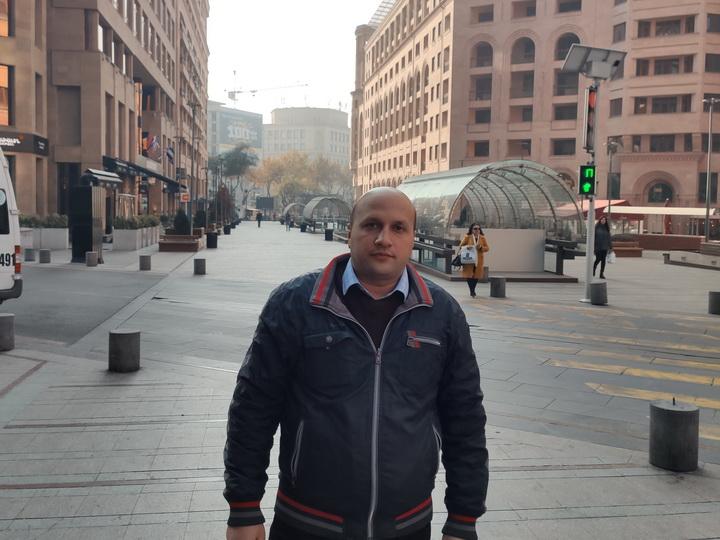 Начать все с «чистого листа» и не пускать российских миротворцев – что узнал журналист 1news.az в Ереване?