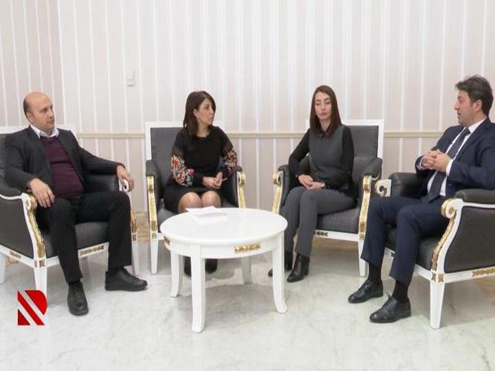 На телеканале Real TV обсудили итоги визита азербайджанских журналистов в Армению и Нагорный Карабах - ВИДЕО