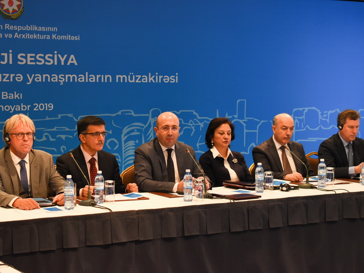 Генплан Баку будет представлен правительству в конце следующего года - ФОТО