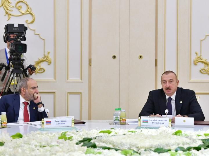 О том, как Президент Азербайджана дал шанс Армении смыть пятно со своей истории