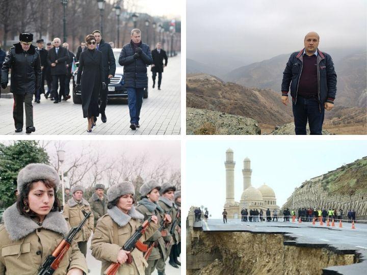 Главное за неделю: реформы в Администрации Президента, наши журналисты в Карабахе, роспуск Милли Меджлиса и многое другое – ФОТО – ВИДЕО