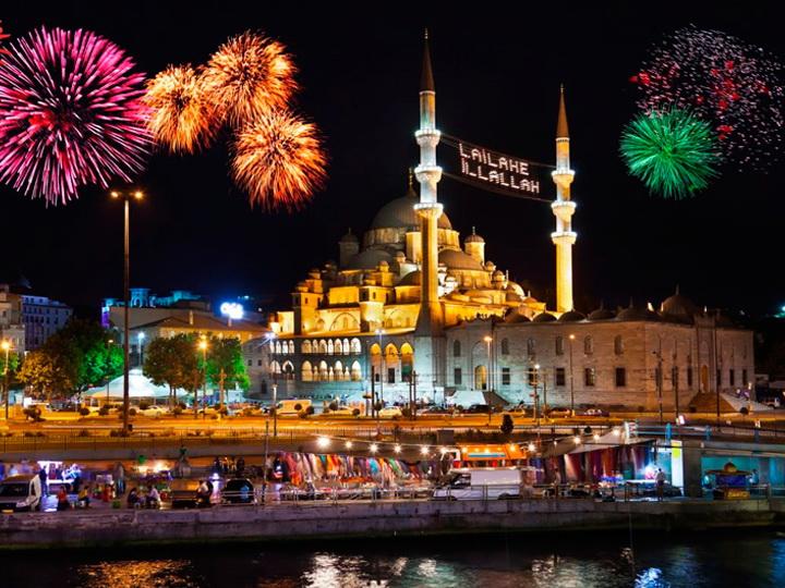 Встреча Нового, 2020 года в Стамбуле – главный приз Instagram-конкурса, проводимого Four Season Travel – ФОТО