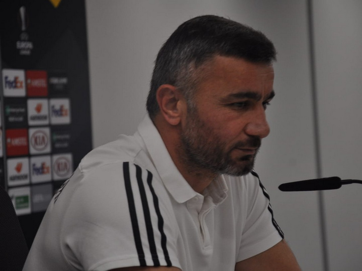 Гурбан Гурбанов остался доволен футболистами «Карабаха»