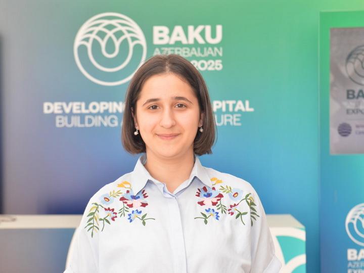 Юная изобретательница Рейхан Джамалова получила награду World Citizen Youth от телеканала TRT – ФОТО – ВИДЕО