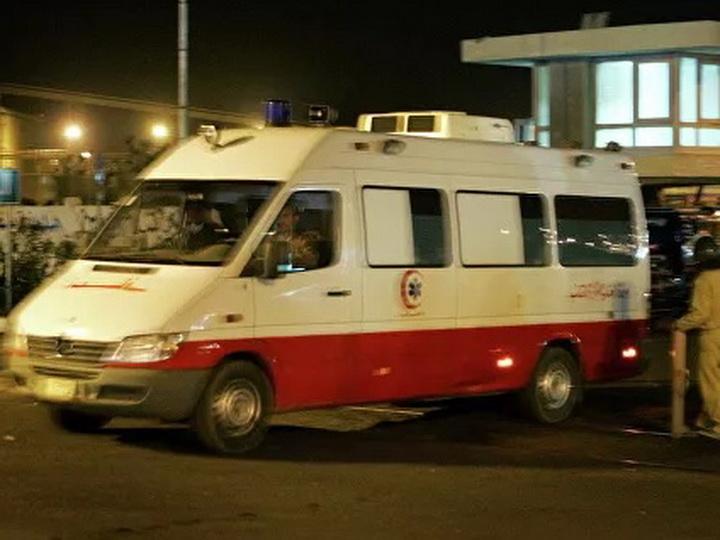 В Египте при обрушении стены церкви погибли три человека