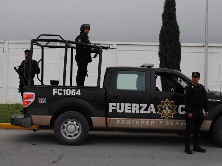 В Мексике при столкновении полиции и наркокартеля погибли 14 человек