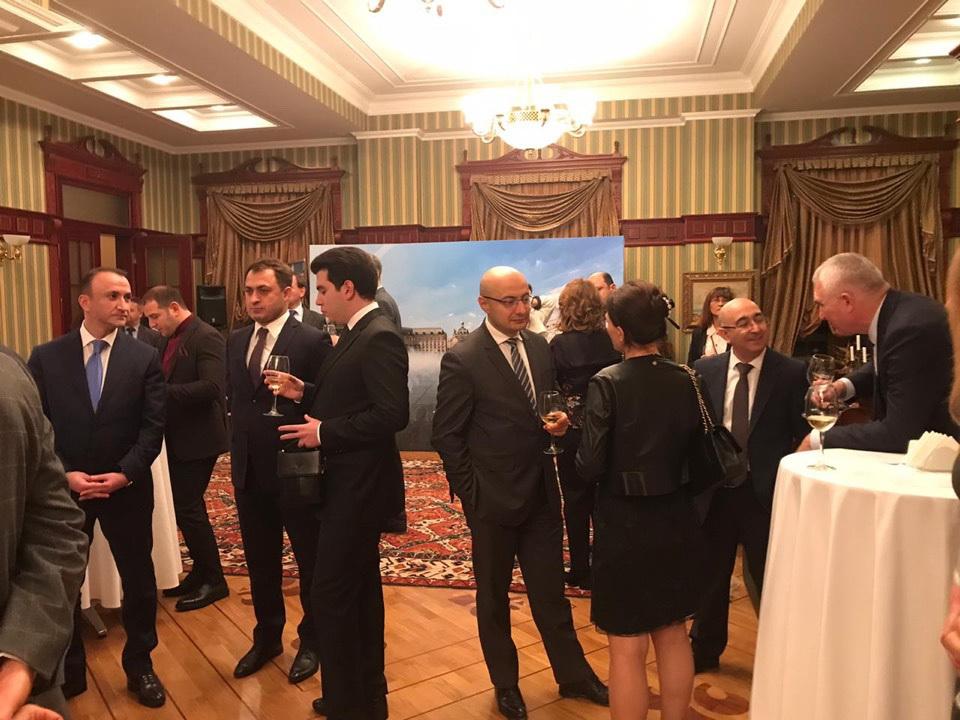 Отмечается 40-летие побратимства Баку и Бордо - ФОТО