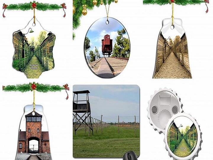 Освенцим на новогодней елке: Amazon продает скандальные игрушки – ФОТО
