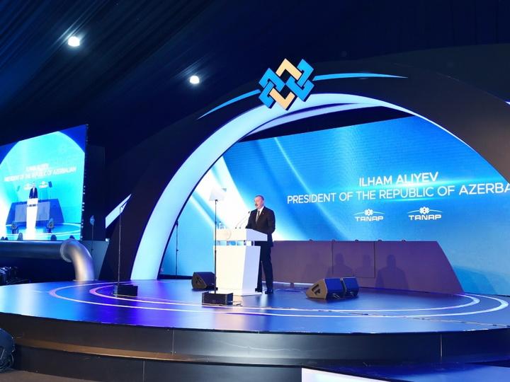 TANAP как шаг к новой эпохе в истории газовой отрасли Азербайджана