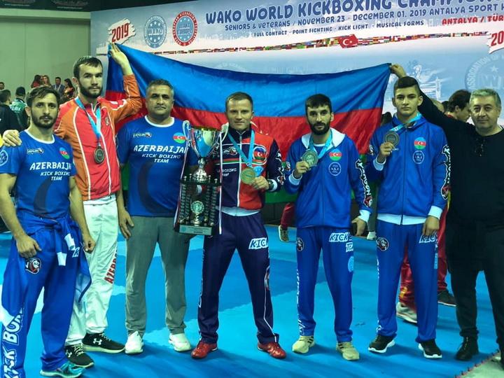 Эдуард Мамедов в 25-ый раз стал чемпионом мира! – ВИДЕО