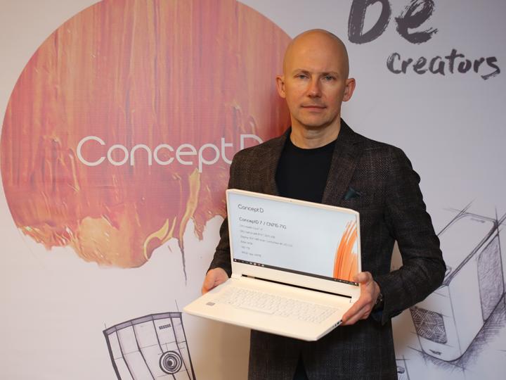Эксклюзивный продукт ConceptD и другие последние новинки компании Acer на юбилейной выставке Bakutel 2019 – ФОТО