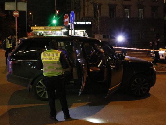 В Киеве при покушении на депутата убили ребенка - ВИДЕО