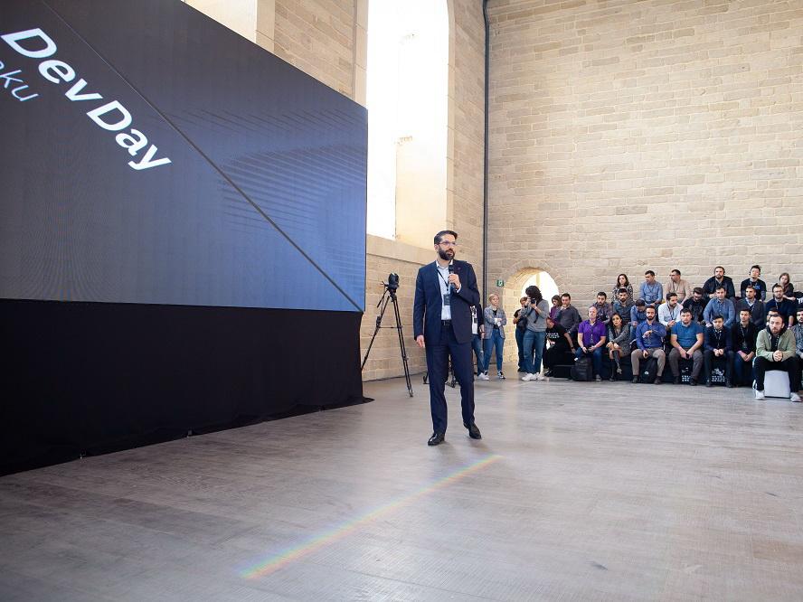 Kapital Bank организовал международное мероприятие DevDay in Baku'19 - ФОТО
