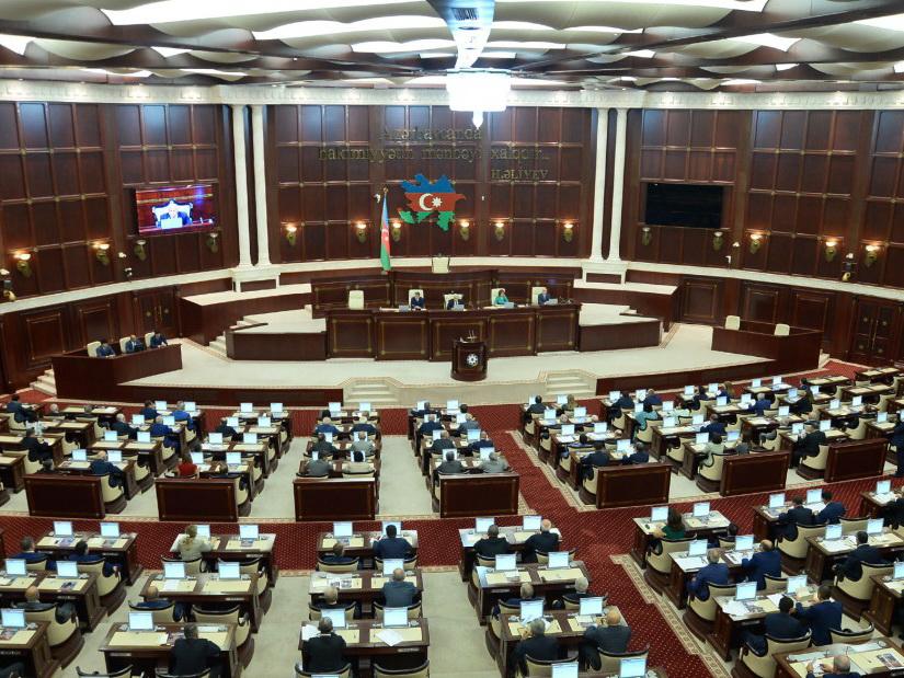 Милли Меджлис принял обращение к Президенту Азербайджана о проведении внеочередных выборов - ТЕКСТ