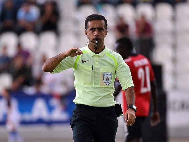 Футбольный арбитр из Азербайджана отсудил финал чемпионата мира